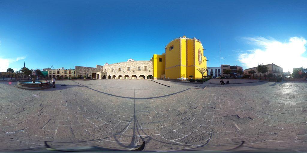 Plaza de Aranzazú